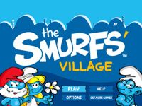 Video Game: The Smurfs' Village