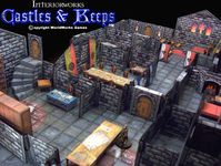 RPG Item: InteriorWorks: Castles & Keeps