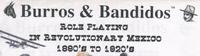RPG: Burros & Bandidos