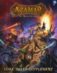 RPG Item: Azamar Core Rules Supplement