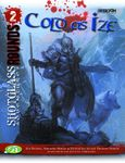 RPG Item: Shotglass Rounds 2: Cold as Ize