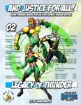 RPG Item: And Justice for All! 02: Legacy of Thunder