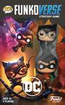 Board Game: Funkoverse Strategy Game: DC Batman 101