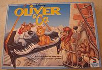 Board Game: Oliver & Co.