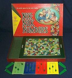 lago golf imperdonable  Nik Nak Numbers | Board Game | BoardGameGeek