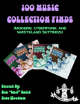 RPG Item: 100 Music Collection Finds