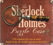 Board Game: The Sherlock Holmes Puzzle Case