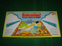 Board Game: Salvation! The Game of Saints & Sinners