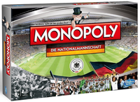 Board Game: Monopoly: Die Nationalmannschaft