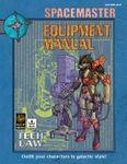 RPG Item: Spacemaster: Equipment Manual