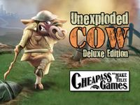 Board Game: Unexploded Cow