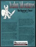 RPG Item: Avalon Adventures Vol 2 #08: The Magician's Tower