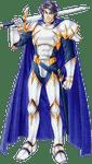 Character: Luca Blight