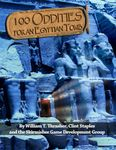 RPG Item: 100 Oddities for an Egyptian Tomb