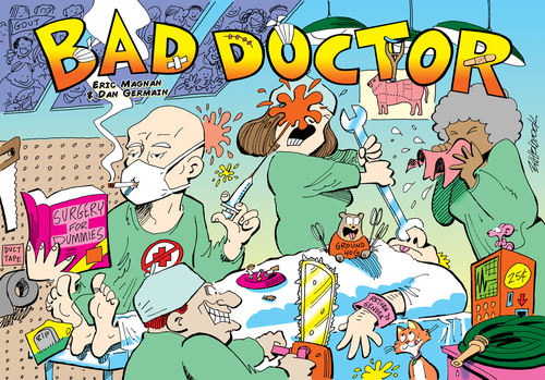 Board Game: Bad Doctor