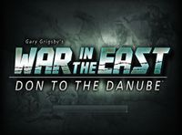 Video Game: Gary Grigsby's War in the East: Don to the Danube