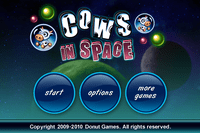 Video Game: Cows in Space
