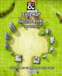 RPG Item: Tehox Maps Solstice Ruins (Day Version)