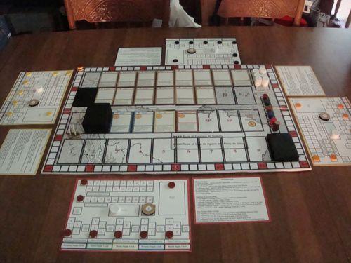 Board Game: Aguirre