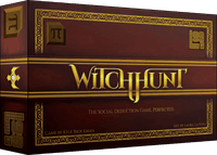 Board Game: Witch Hunt