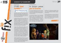 Issue: Le Fix (Issue 115 - Nov 2013)