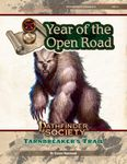 RPG Item: Pathfinder 2 Society Scenario 1-10: Tarnbreaker's Trail