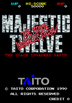 Video Game: Majestic Twelve - The Space Invaders Part IV