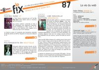 Issue: Le Fix (Issue 87 - Jan 2013)