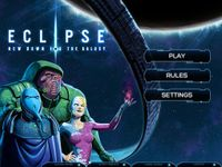 Video Game: Eclipse: New Dawn for the Galaxy