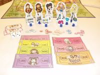 Board Game: Bratz Mall Crawl! Game