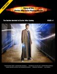Issue: Diary of the Doctor Who Role-Playing Games (Issue 1 - Aug 2010)