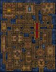 RPG Item: VTT Map Set 201: The Weirding Lodge
