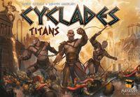 Board Game: Cyclades: Titans