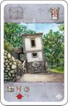 Board Game: Bomarzo: The Crooked House