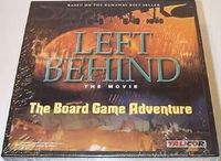 Board Game: Left Behind: The Movie, The Board Game Adventure