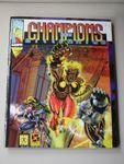 RPG Item: Champions New Millennium