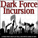 Board Game: Dark Force Incursion