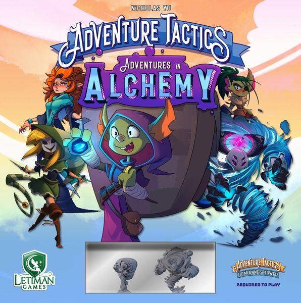 Adventure Tactics: Adventures in Alchemy