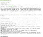 RPG Item: 'hood (Draft)