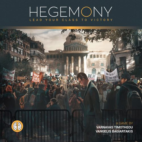 Board Game: Hegemony: Lead your class to victory