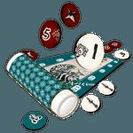 Board Game: Ninja Scroll