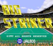 Video Game: Big Striker