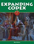 RPG Item: Expanding Codex
