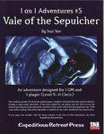RPG Item: 1 on 1 Adventures #05: Vale of the Sepulcher