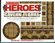RPG Item: Cardboard Heroes: Cavern Floors