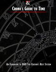 RPG Item: Crono's Guide to Time