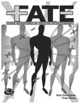 RPG Item: Fate: Fudge Adventures in Tabletop Entertainment (1st Edition)