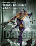 RPG Item: Heroes Unlimited G.M.'s Guide
