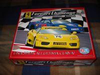 Board Game: Ferrari Challenge