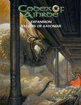 RPG Item: Codex of Aihrde Expansion: Valleys of Kayomar